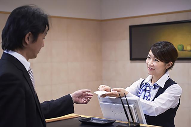 ホテルシーラックパル高崎のスタッフ