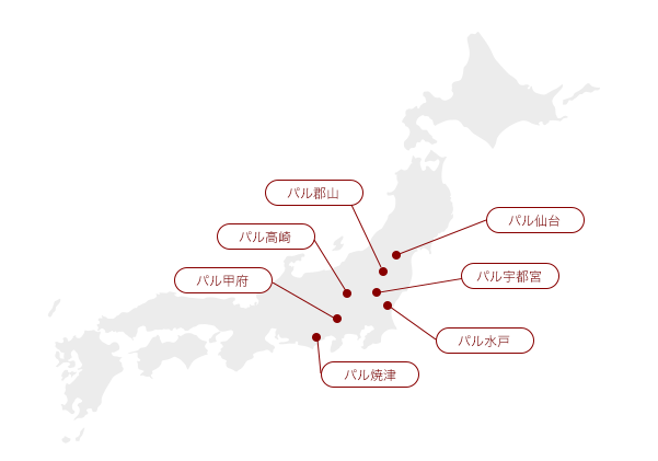 全国7店舗